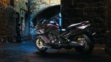 Honda DN-01 Featuring Six-Speed Automatic