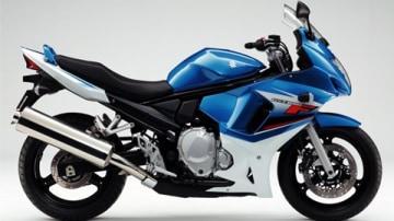 Suzuki Releases LAMS-Approved 2009 GSX650FU And 2009 SV650SU