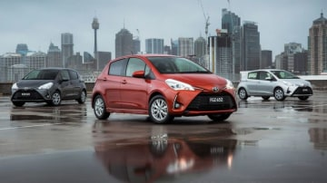 Toyota has updated its Yaris hatch for 2017.