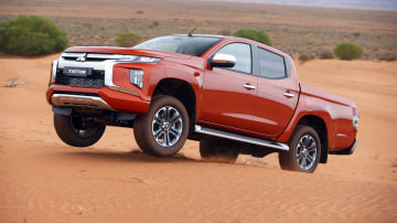 Next-gen Mitsubishi Triton unveiled