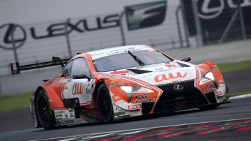 Lexus scored a one-two at the Fuji 500.