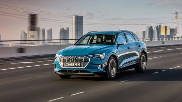 2019 Audi e-tron international first drive review