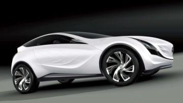 Mazda Kazamai Concept Photos Released