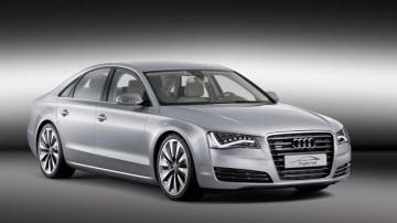 2011 Audi A8 Hybrid Concept