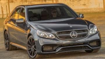 Mercedes-Benz E63 S AMG