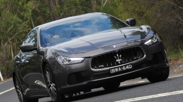 2014 Maserati Ghibli: Price And Features For Australia