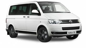 Volkswagen Multivan Edition25 On Sale In Australia