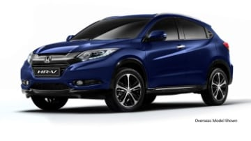Honda HR-V priced under $25k