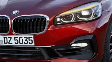 BMW reveals updated 2-Series