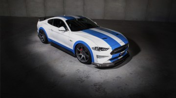 Tickford unveils Mustang tribute