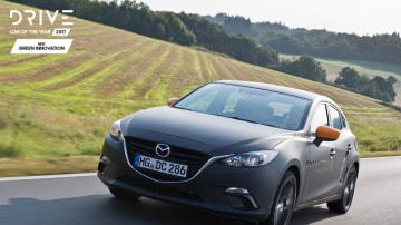 Drive 2017 Best Green Innovation Mazda Skyactiv-X