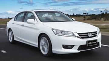 Honda Accord VTi-L new car review