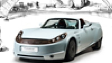 Protoscar Lampo electric sports car