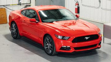 2014 Ford Mustang Revealed As Embargo Breaks Overseas