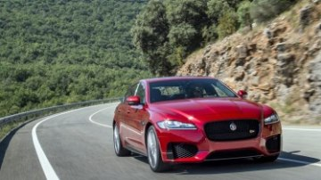Jaguar XF prices revealed