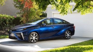 Toyota's hydrogen future 'here sooner than later'
