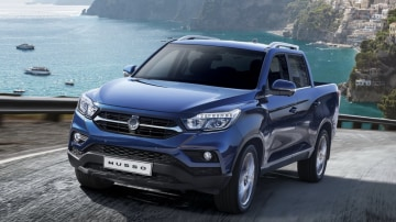 Ssangyong Musso