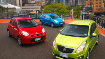 city car comparison