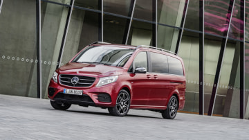 V-Class And Vito Models Recalled