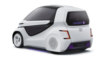 2017 Toyota Concept-i Concepts - Tokyo Motor Show