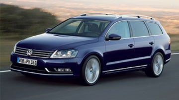 Family cars of 2011