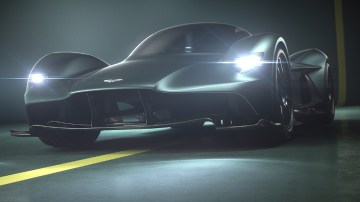 Aston Martin And Red Bull's Hypercar To Be Called Valkyrie