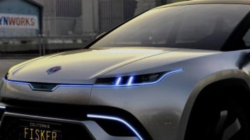 Henrik Fisker continues SUV tease