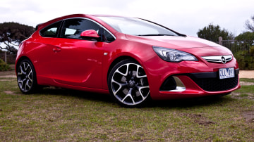 2013 Opel Astra OPC Review