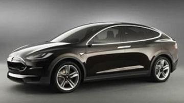 Back to the future: Tesla's DeLorean-like SUV