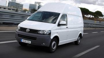 2010 Volkswagen Transporter, Caravelle, Multivan Launched