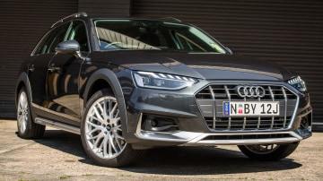 2020 Audi A4 Allroad review