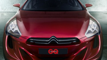 GQbyCitroen: Citroen Teams With GQ Magazine For New Concept