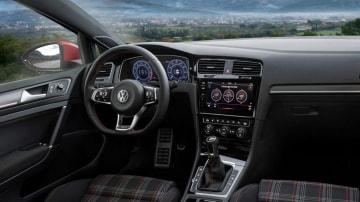 2017 Volkswagen Golf GTI.