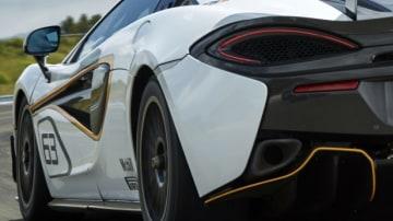 McLaren 570S Sprint.