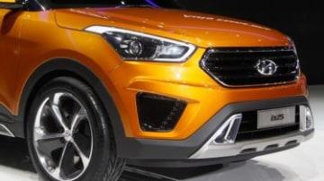Hyundai prepares Mazda CX-3 rival