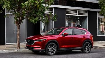 2017 Mazda CX-5.