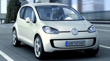 Volkswagen Electric Cars On The Market By 2013