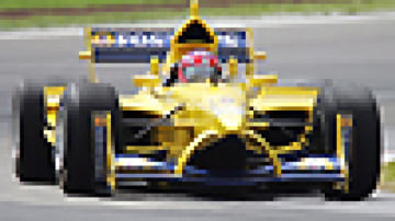 A1 Grand Prix pile-up will drive me round bend, admits Jones
