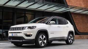 2018 Jeep Compass First Drive Review
