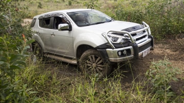 2017 Isuzu MU-X LS-T 4x4 First Drive Review | Rugged, Adventure Ready, And Fresh-Faced