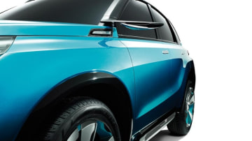 Suzuki iV-4 concept.