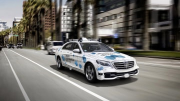 San Jose approves autonomous vehicle trials