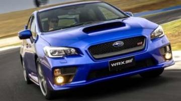 Subaru WRX STI new car review