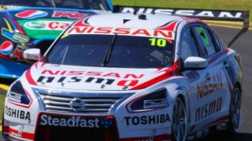 2015 V8 Supercars - Nissan Altima - Michael Caruso