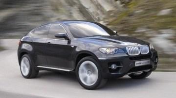 BMW X6 Concept unveiled in Frankfurt