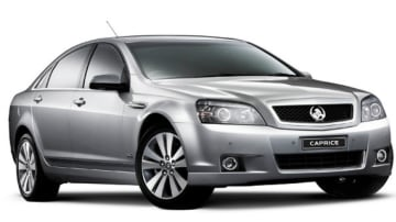 Holden Caprice VE Series II