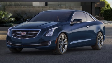 Cadillac ATS Coupe Revealed In Detroit