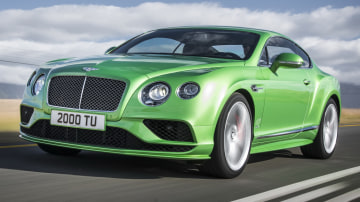 Bentley Continental GT GTC And Flying Spur Recalled - Also Nissan Navara