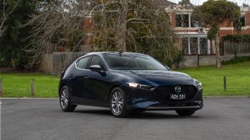 2019 Mazda 3 G20 Pure hatch manual