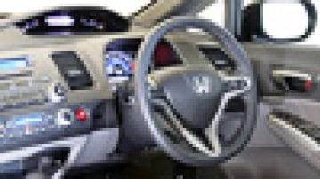 dCOTY 2006: Awards for excellence - Interior design, Honda Civic